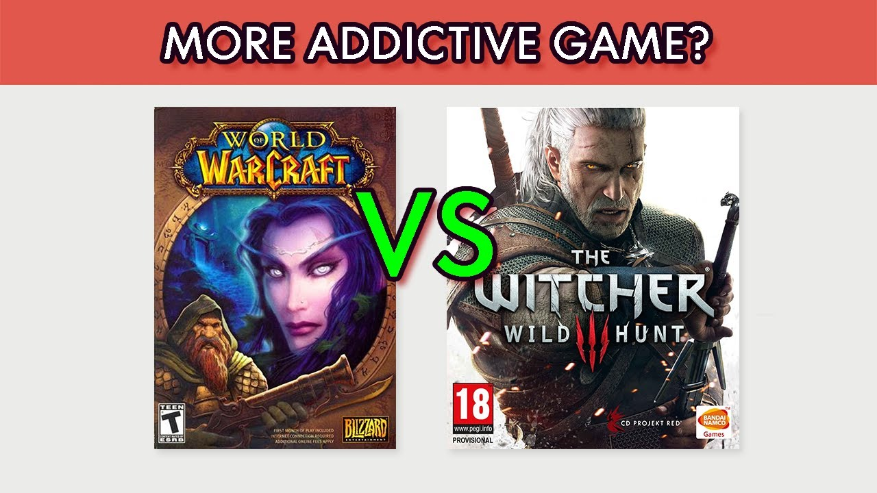 Which Video Games Are More Addictive? Multiplayer vs  Single Player