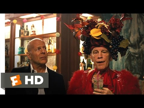 Red 2 (10/10) Movie CLIP - Didn