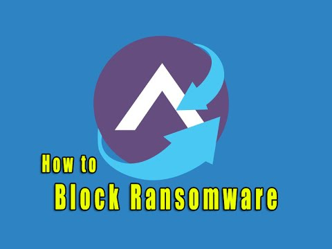 How to Block Ransomware