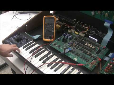 Synthchaser #059 - Oberheim OB-8 Calibration Procedure & Demo