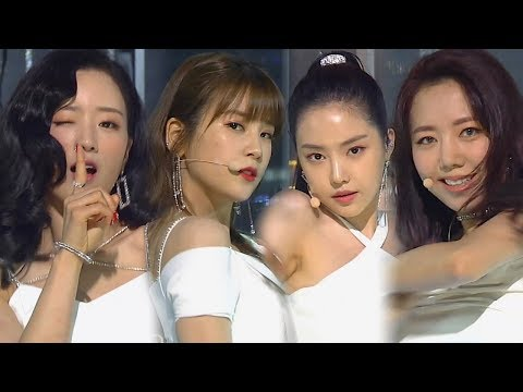 Comeback Special Apink() - I'm so sick(1 ) @ Inkigayo 20180708
