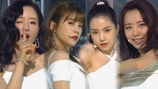 《Comeback Special》 Apink(에이핑크) - I'm so sick(1도 없어) @인기가요 Inkigayo 20180708