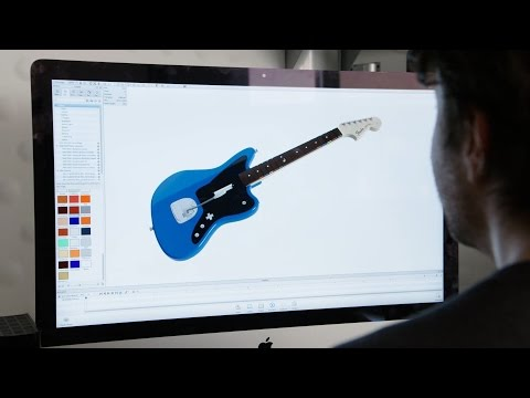 Behind The Scenes: New Hardware for Rock Band Rivals