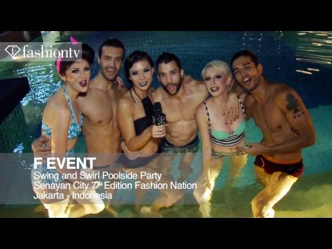 Senayan City Swing and Swirl Party in Jakarta | FashionTV