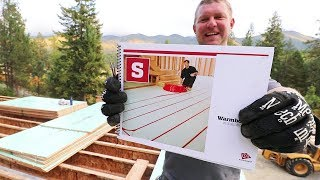 Warmboard Radiant Heating System (Hydronic) Installation