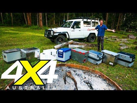 Eight-way fridge comparison | Gear | 4X4 Australia
