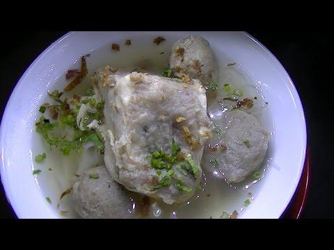 Jakarta Street Food 759 Tofu Meatball By Warung Angun Bakso Tahu BR TiVi 5327