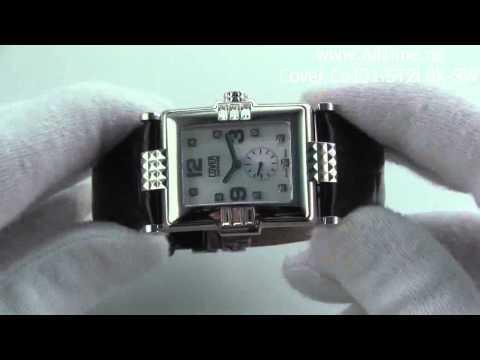 Женские наручные швейцарские часы Cover Co131-SW