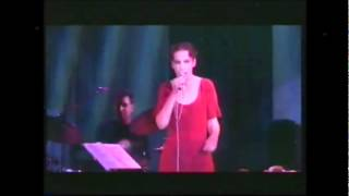 Annie Lennox Feel The Need Live Montreux Jazz Festival 1992