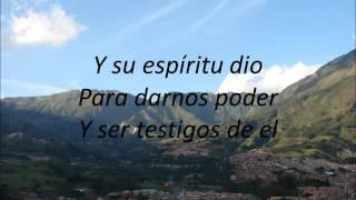 Somos el pueblo de Dios (Danilo Montero, Marcos Witt, Marco Barrientos, Jorge Lozano) Letra