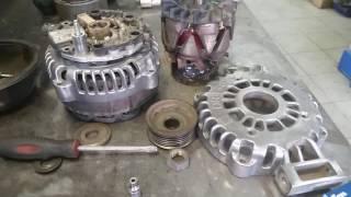 Ремонт генератора Шевроле Chevrolet