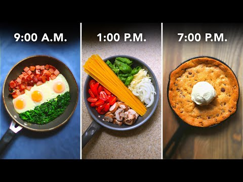 I Made Only One-Pan Recipes For A Day • Tasty