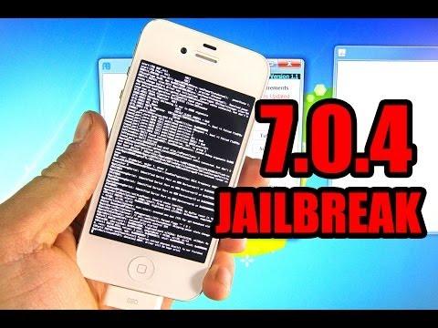 How To Jailbreak iOS 7.0.4, 7.0.3, 7.0.2, 7.0.1 & 7.0 RageBreak 1.1 - iPhone 4 Tethered