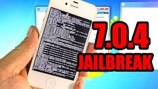 How To Jailbreak iOS 7.0.4, 7.0.3, 7.0.2, 7.0.1 & 7.0 RageBreak 1.1 - iPhone 4 Tethered