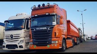 Kleyn Trucks Scania R500 Topline