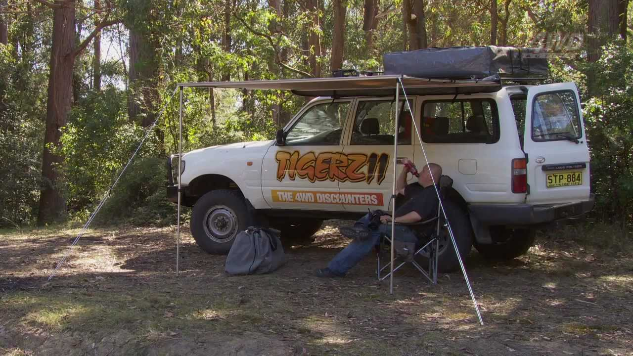 & Tigerz11 Awnings - YouTube