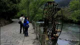 CHINA: Yunnan, Luoping - Duoyihe (多依河风景区 - 罗平, 云南)