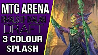 MTG Arena - Rivals of Ixalan Draft - Were Now Switching Colours!