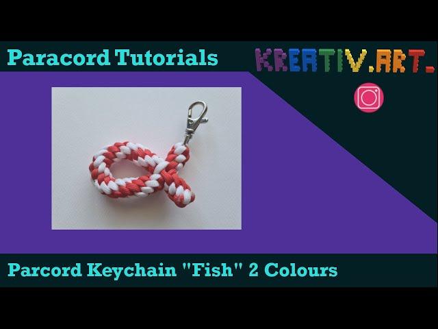 Parcord Tutorial - Keychain