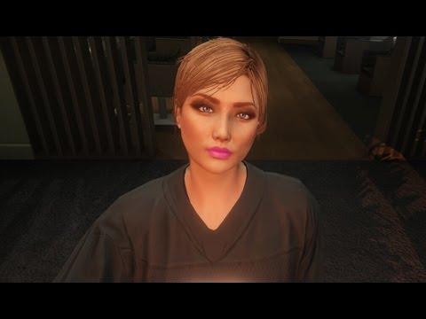GTA 5 Pretty Asian Character Creation YouTube
