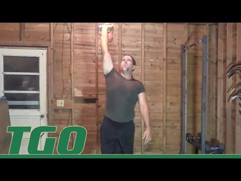 1 Hour Extreme Daily Workout | Tex Grebner Outdoors