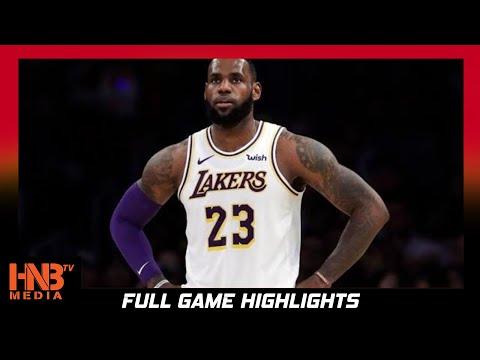 Denver Nuggets vs LA Lakers 2.14.21 | Full Highlights