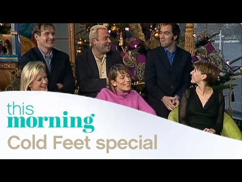 Cold Feet Cast First   This Morning