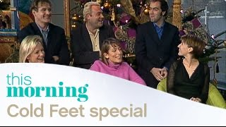 Subscribe now for more! http://bit.ly/1JM41yF It's a Cold Feet spec...