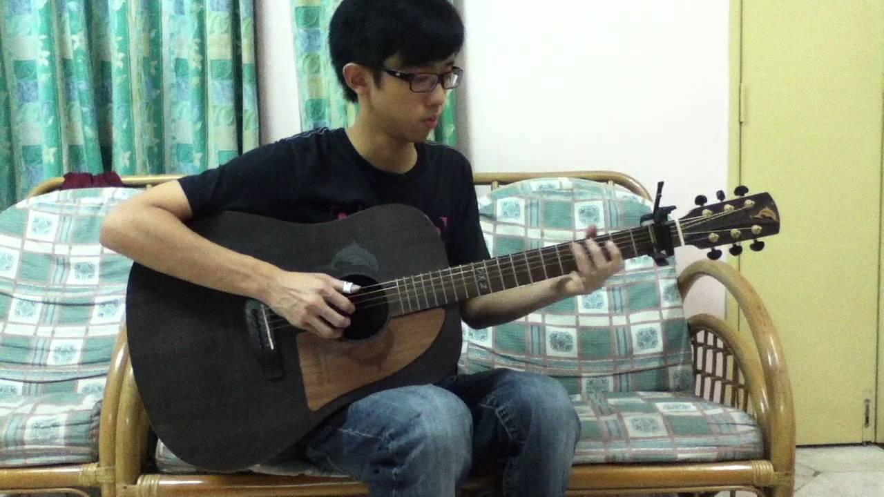 是什麼讓我遇見這樣的你 (白安Ann) - arr. by JoeSiang 卓祥 ♪ (Percussive Fingerstyle 吉他版) [4.15起 - 輕快版] - YouTube