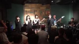 2016.8/6(土)w.jaz 「音な計画」 Vo:Cony Cho:ゆりか Cho:空 Cho:さ...