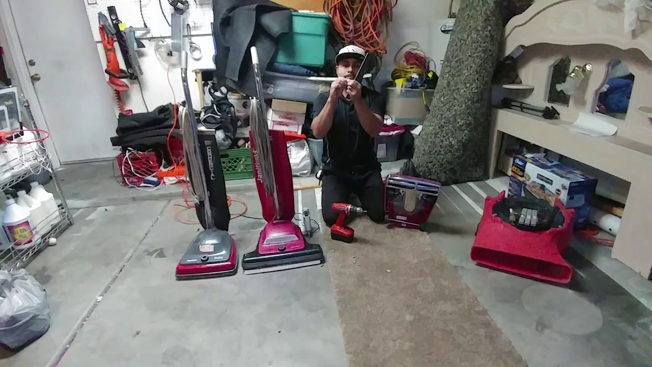 Best vaccumm cleaner to use for commercial carpet cleaning and why?/DIY magnet installation