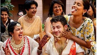 Priyanka Chopra and Nick Jonas Wedding – These pictures of Lilly Singh trying to turn a 'Jonas in...