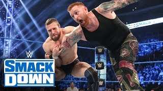 Daniel Bryan vs. Heath Slater: SmackDown, Feb. 21, 2020