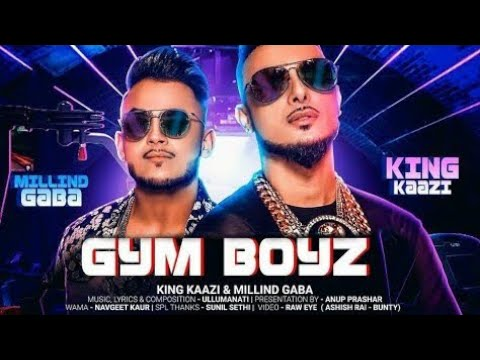 gym-boys-|-millind-gaba-ft.king-kaazi-|-new-song-2019
