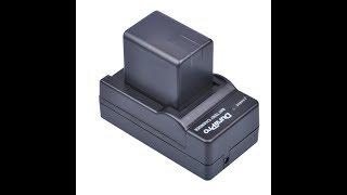 TRESH ОБЗОР №12  Батарейка для камеры Panasonic