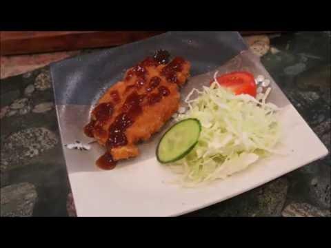 How to Make Tonkatsu and Tonkatsu Sauce (Easy and Quick Recipe)