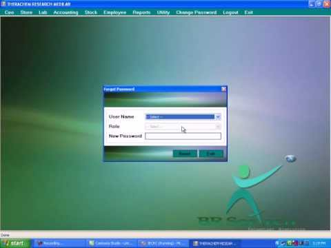 Chemical Lab Management Software B R Softech - YouTube