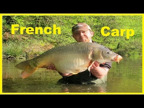 Carp Fishing In France The Final Days - Carp Video Series Part (3 Of 3)