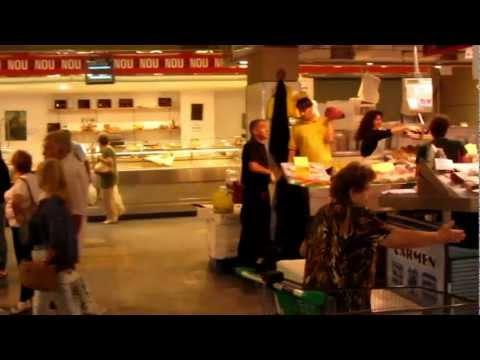 Palma de Mallorca - Olivar Market - Mercat de l'Olivar