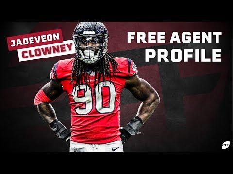 Free Agent Profile: Jadeveon Clowney   PFF