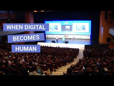 'When digital becomes human' Full keynote Steven Van Belleghem on a retail conference in Istanbul