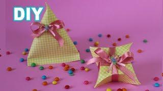 Criando Caixa | DIYs Caixinha de Papel #2