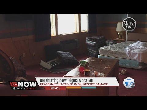 UM shutting down Sigma Alpha Mu after ski resort damage