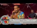 El Montuno Y La Cimarronada performs  Tere