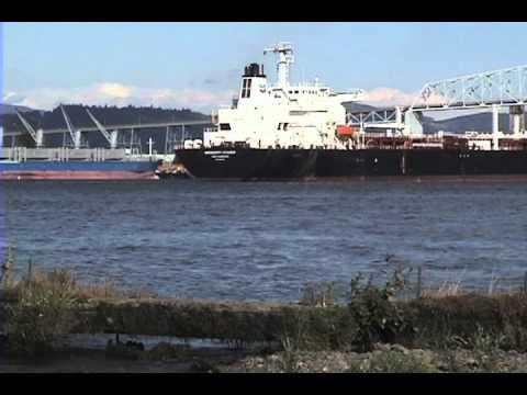 Chevron Tanker : Mississippi Voyager