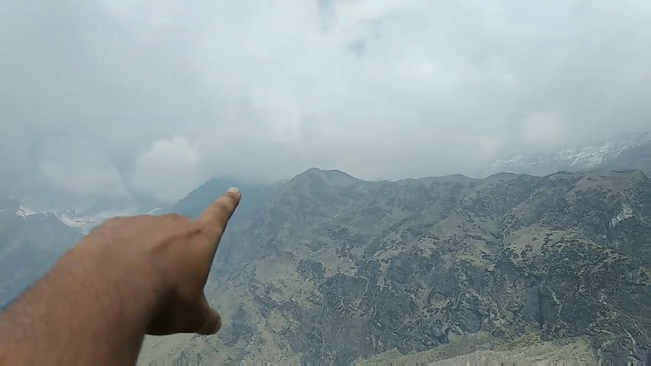 Pindari gleacer treek #travel #view point #how to treek #beautiful treek  #treeking #feel the soul