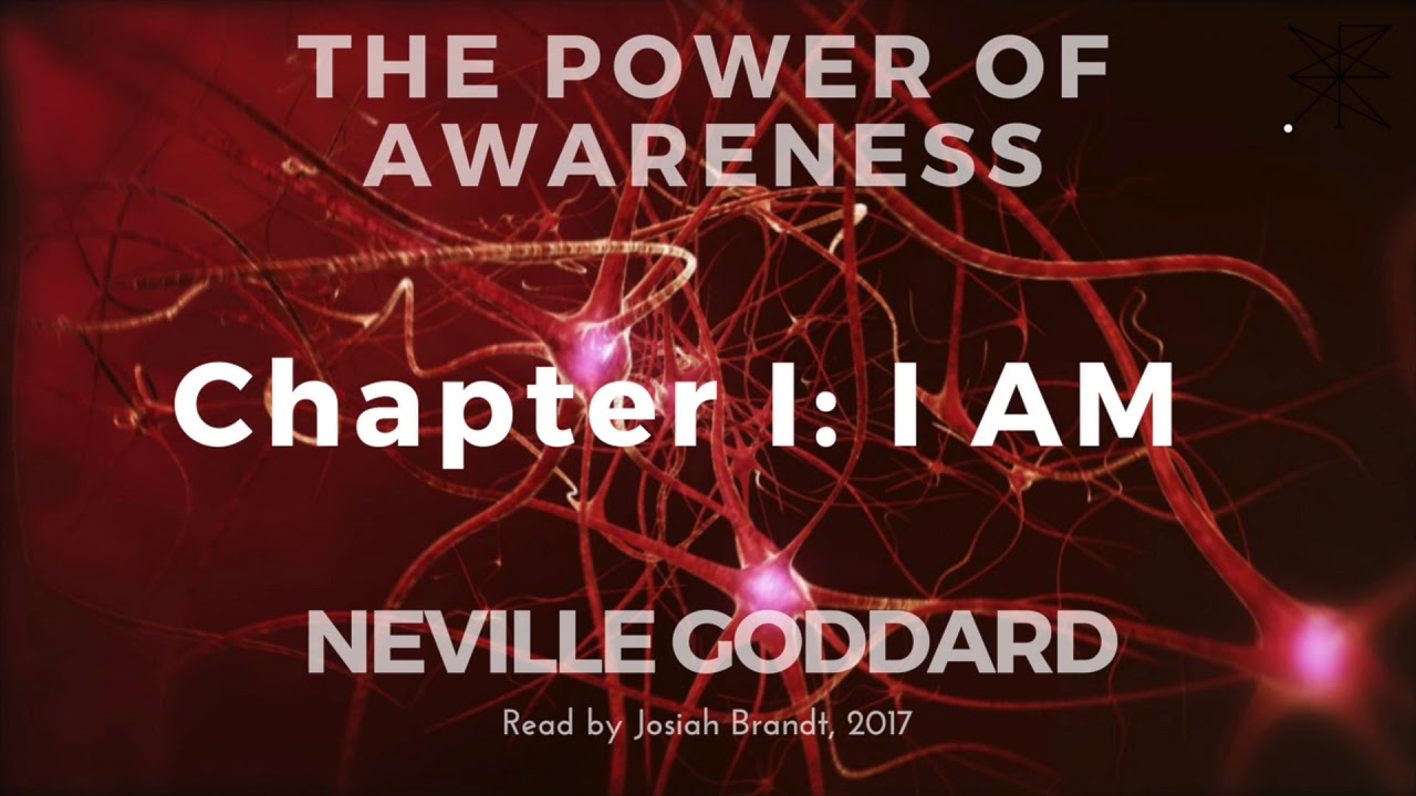 Neville Goddard I Am Book Excerpt Youtube