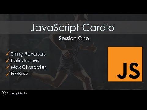 JavaScript Cardio [Session 1] - Reversals, FizzBuzz, MaxChar
