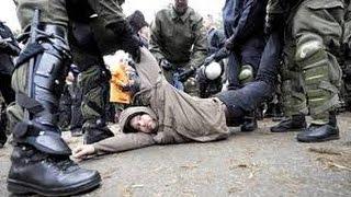 Polizeigewalt Deutschland - Wo ist die BRD!!!!!!!!!!