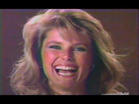 Christie Brinkley Commercial >> Christie Brinkley in 1983 Waterpik Commercial - YouTube